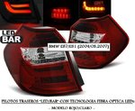 "BMW E87-E81 2004/08.2007 (Ref:LDBM82) Pilotos ""LED-BAR"" Rojos"