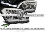 MERCEDES GLK X204 06.2008/08.2012 (LPMEB8) Faros TUBE/LIGHT Cromados