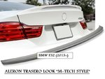 "BMW F32 2013+ (SPBM08) Aleron ""LOOK M-TECH"""