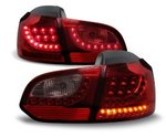 "!! OFERTA !! VW GOLF 6 2008/2012 (Ref:82931) Pilotos ""NEW LED STYLE"" Rojo/Claro"