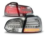 "VW GOLF 6 2008/2012 (Ref:82913) Pilotos ""NEW LED STYLE"" Cromados"