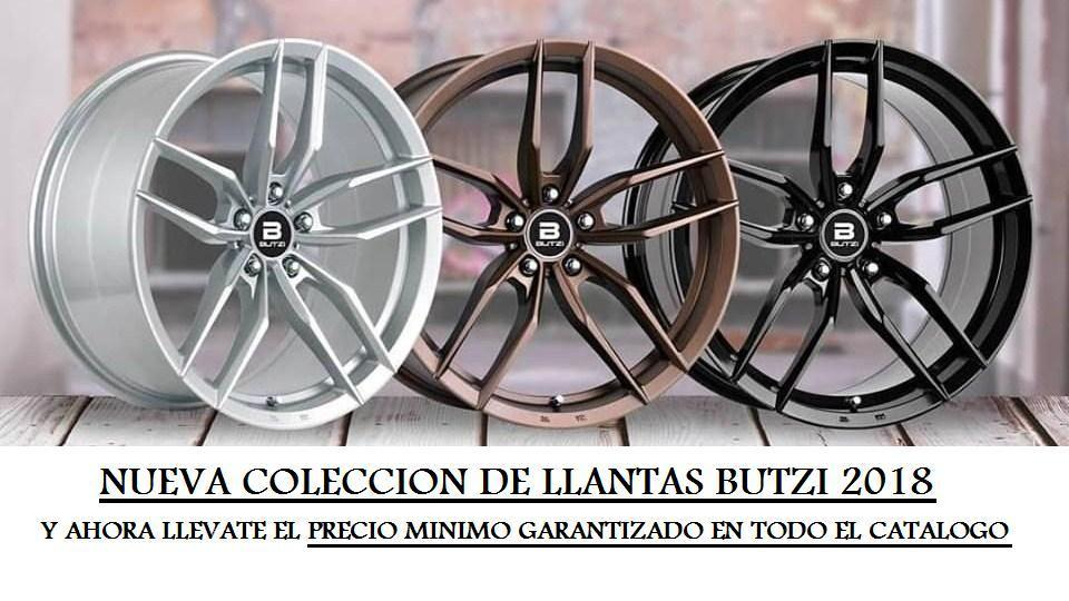CATALOGO BUTZI WHEEL 2018